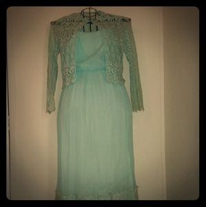 Vintage Miss Elliette Dress sz 12